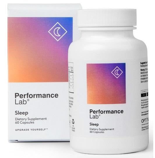 Performance Lab® Nachtrust - 30 Caps - Nootropics Kopen.