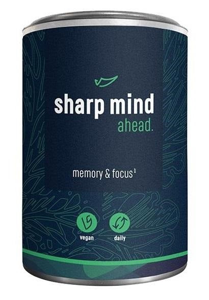 Sharp Mind - Nootropics - 90 Caps - Concentratie en Geheugen - Nootropics Shop