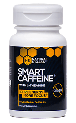 Natural Stacks - Smart Caffeine™ - Nootropics - 60 Caps - Nootropics Kopen.