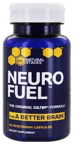 Natural Stacks - NeuroFuel™ - Nootropics - 45 Caps - Nootropics Kopen.