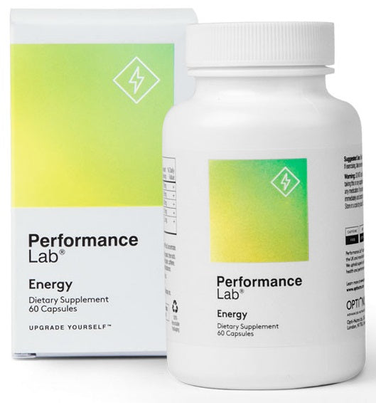 Performance Lab® Energy  - 60 Caps - Nootropics - Nootropics Kopen.