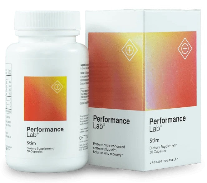 Performance Lab® Stim  - 30 Caps - Nootropics - Nootropics Shop