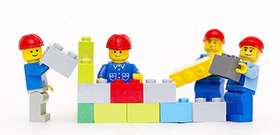 legos for construction