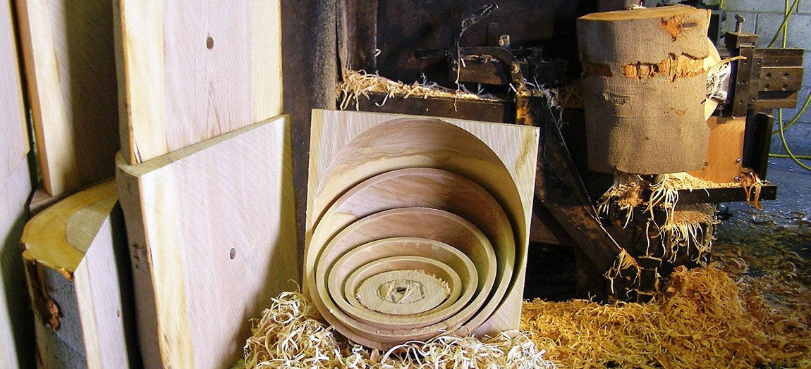 wood bowls made in usa