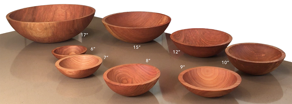 wood bowls for sale