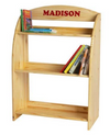 Kid's Wooden Bookcase - Allen Booth