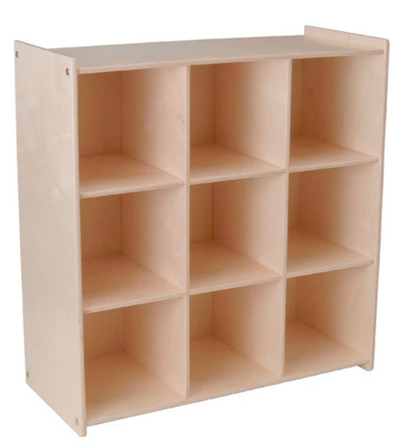 Wooden Storage Cubby