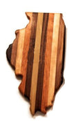 Illinois Cutting Board - Allen Booth
