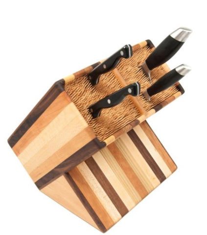 Knife Block Double