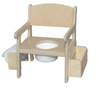 Child's Potty Chair - Allen Booth