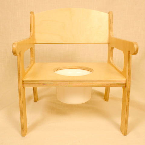 Child's Plain Potty Chair