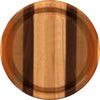 Small Circle Cutting Board with Groove - Allen Booth