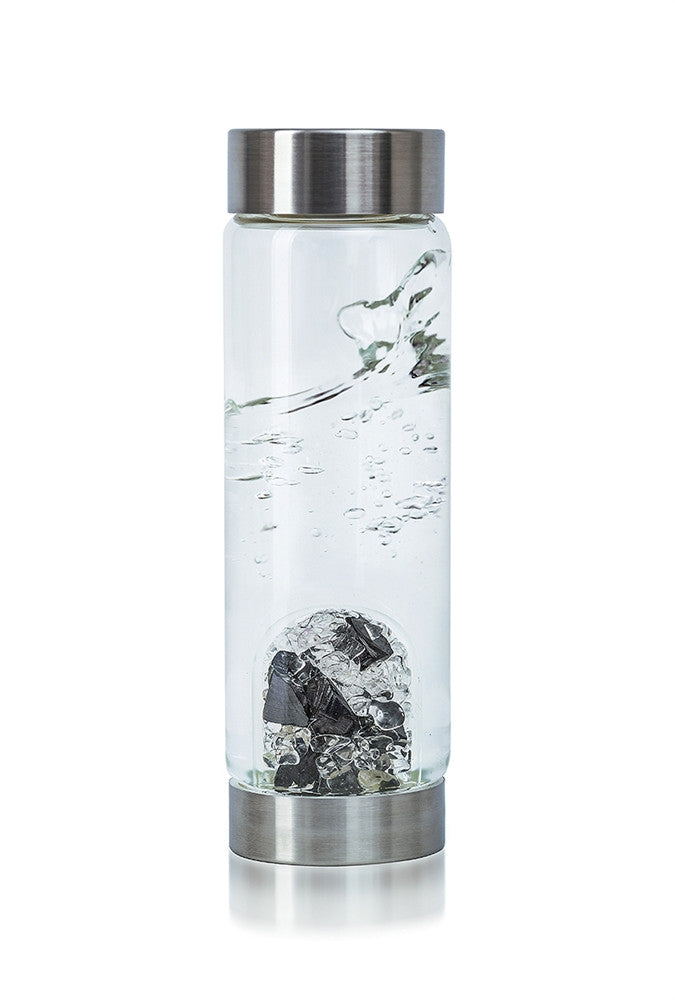 Vita Juwel Crystal Edition Vision Water Bottle and Gempod
