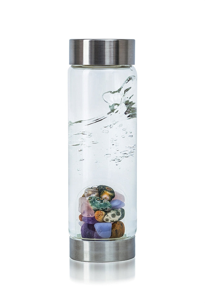 Vita Juwel Five Elements Water Bottle with Gempod