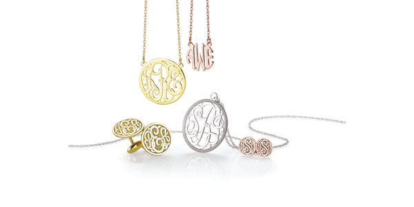 Monogram Jewelry: A Timeless and Thoughtful Gift