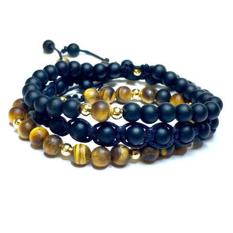 THE NATURAL ONYX COLLECTION Featuring Multiple Gemstones