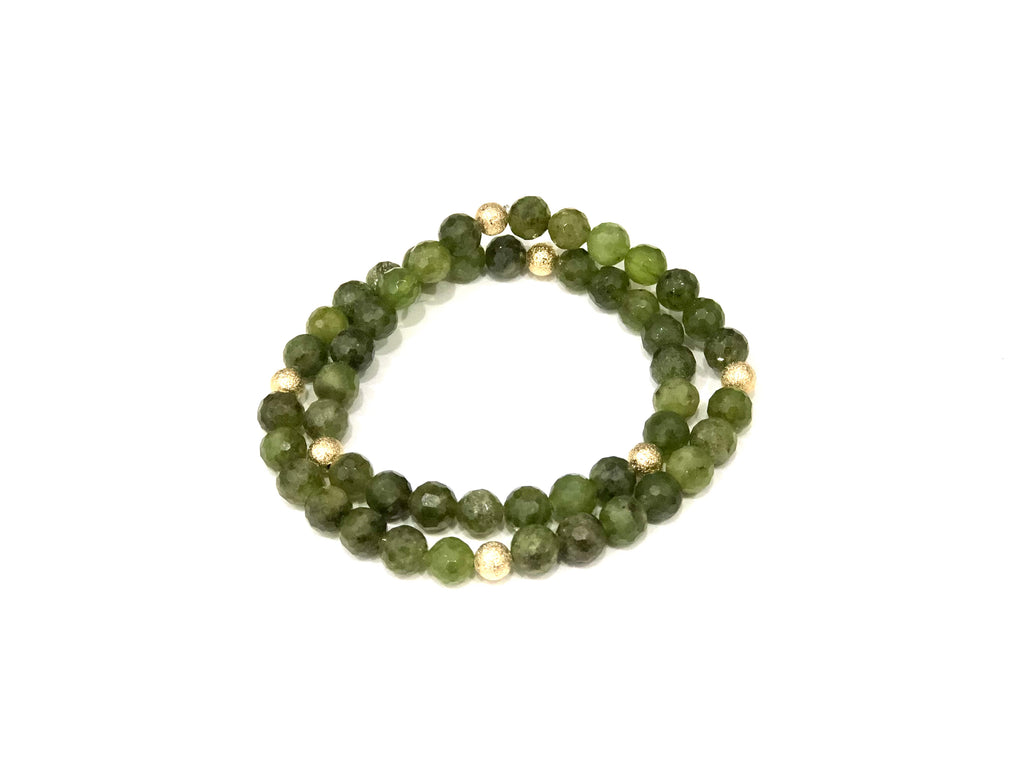 PERIDOT DOUBLE WRAP (SPECIAL ORDER M LUCY