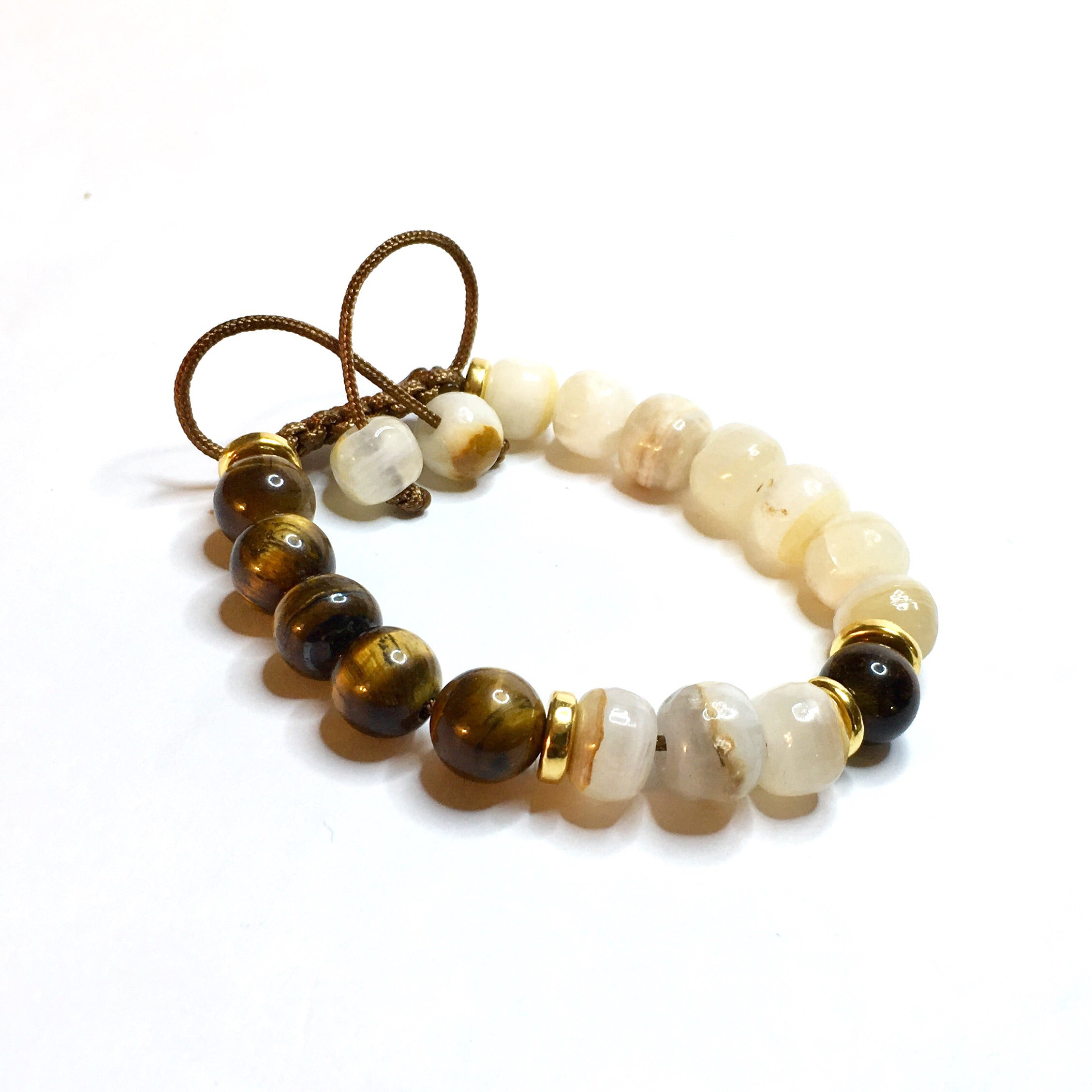 THE NATURAL ONYX COLLECTION Featuring Multiple Gemstones - SIMPLY SOFIA