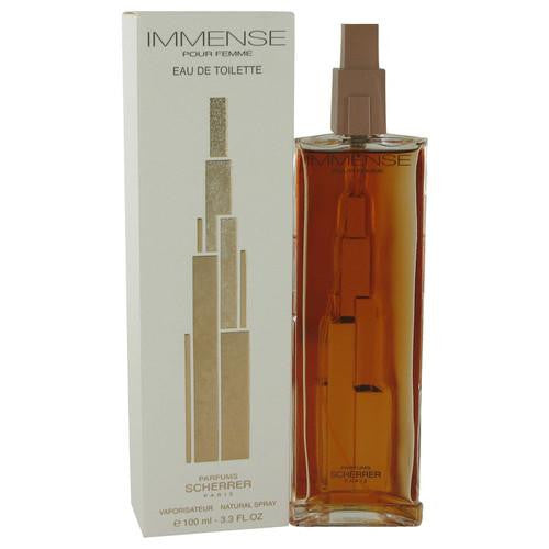 Immense by Jean Louis Scherrer Eau De Toilette Spray 3.4 oz (Women)