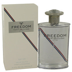 FREEDOM by Tommy Hilfiger Eau De Toilette Spray (New Packaging) 3.4 oz (Men)