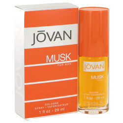 JOVAN MUSK by Jovan Cologne Spray 1 oz (Men)
