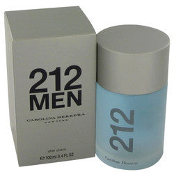 212 by Carolina Herrera After Shave 3.4 oz (Men)
