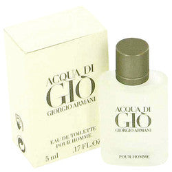 ACQUA DI GIO by Giorgio Armani Mini EDT .17 oz (Men)