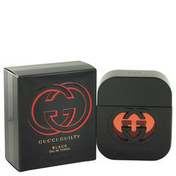 Gucci Guilty Black by Gucci Eau De Toilette Spray 1.7 oz (Women)