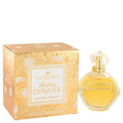 Golden Dynastie by Marina De Bourbon Eau De Parfum Spray 3.4 oz (Women)
