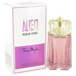 Alien Aqua Chic by Thierry Mugler Light Eau De Toilette Spray 2 oz (Women) - EZGetOne