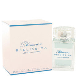 Blumarine Bellissima Acqua Di Primavera by Blumarine Parfums Eau De Toilette Spray 3.4 oz (Women)