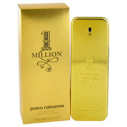 1 Million by Paco Rabanne After Shave (unboxed) 3.4 oz (Men)