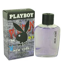 Playboy Press To Play New York Eau De Toilette Spray By Playboy - EZGetOne