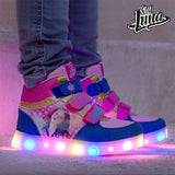 Soy Luna Trainers with LED - EZGetOne