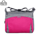 waterproof nylon women messenger bags casual women bag good quality - EZGetOne