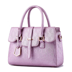 Women Leather Handbags Famous Brands High Quality - EZGetOne