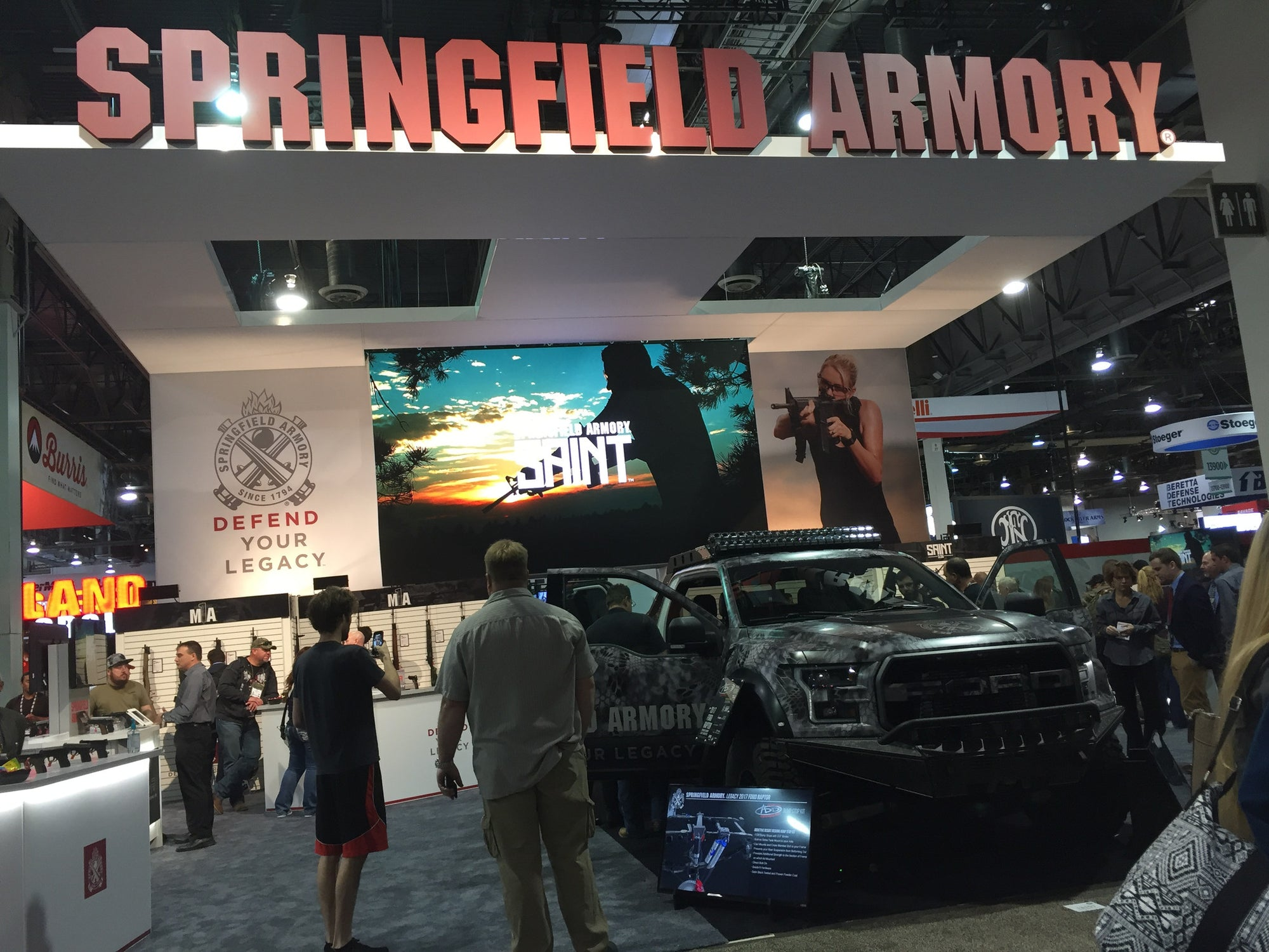 2017 SHOT Show was Amazing