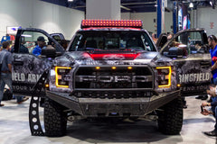 Ford Raptor with GunMount.com