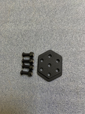 Adapt-a-panel 7 bolt Grid Insert mount kit