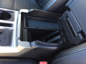 Center Console Pistol Holder