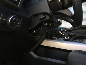 Steering Column Pistol Mount