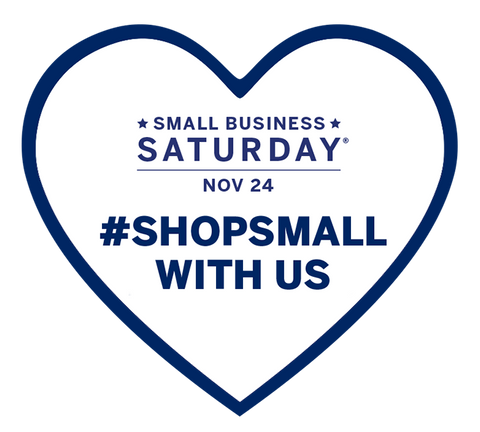 Small Business Saturday Organic Cotton Clothing Made in America