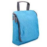 Large Hanging Blue Wash Bag