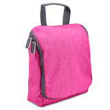 Large Hanging Pink Wash Bag