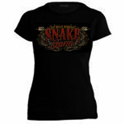 Ladies Snake Farm T-Shirt