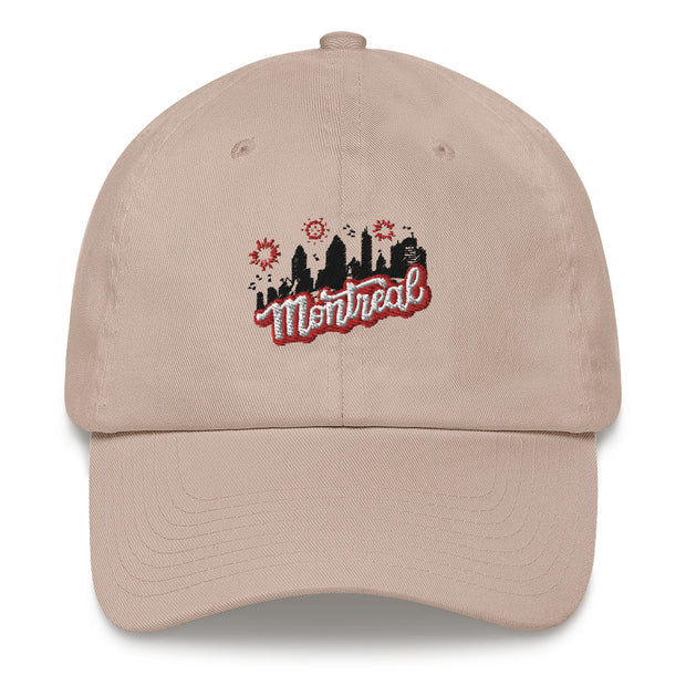 Montreal, Canada Dad Hat