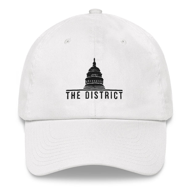 Washington, DC Dad Hat