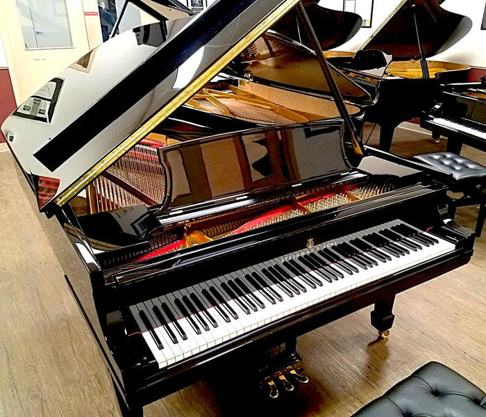 "Steinway Model B Grand Piano (6'11"") - [1960] Completely Rebuilt"