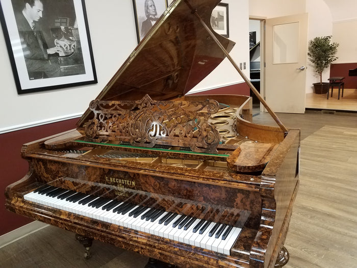 "C. Bechstein Model C Art Case Grand Piano (7'7"") - [1887] Original/Preowned"