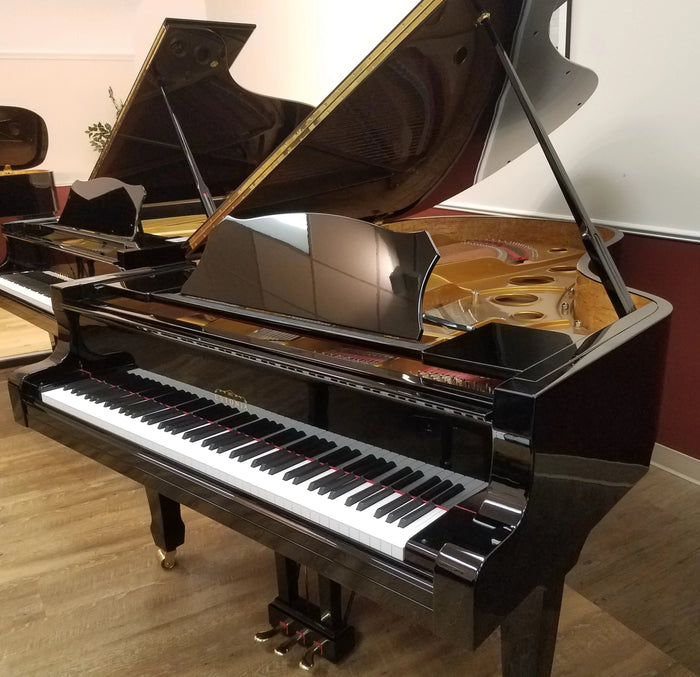 Used Estonia Grand Piano mdl 210 - CALL 888-840-5460 for sale info